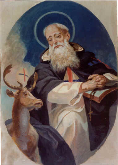 Saint Felix of Valois (source)