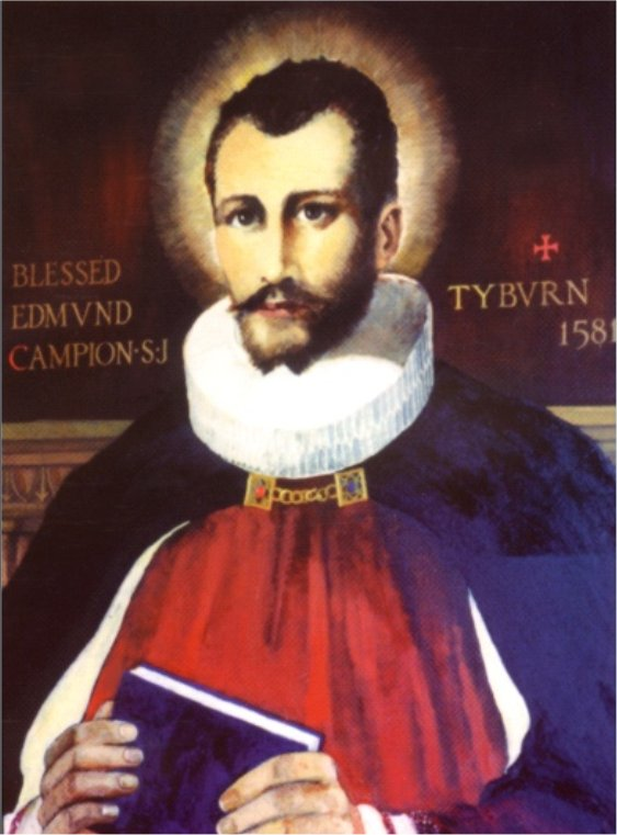 Saint Edmund Campion (1581) - ...