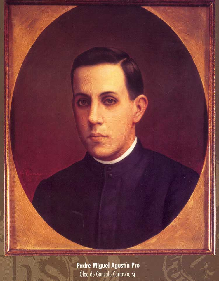 Blessed Miguel Pro 1927