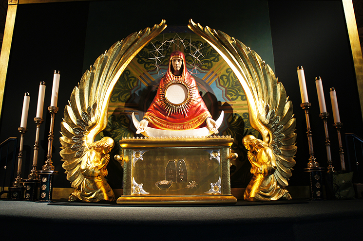 The Ark of the New Covenant - Catholicism org