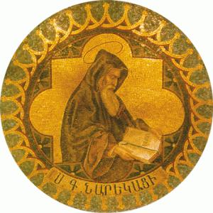 Krikor Naregatzi, Aremnian mystic.