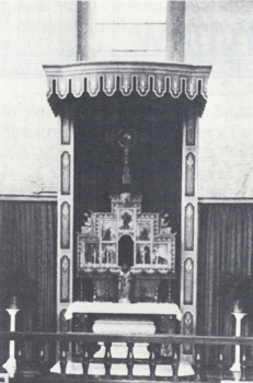 Tomb of St. Rose Philippine