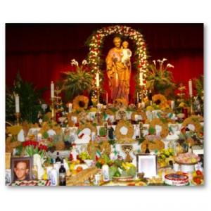 Saint Joseph Altars l