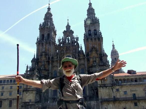 Australian Pilgrim in Compostella http://www.pilgrimsinsydney.org/