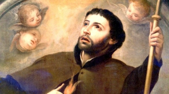 Saint Francis Xavier would not allow his hearers to think they could be saved outside the Church.