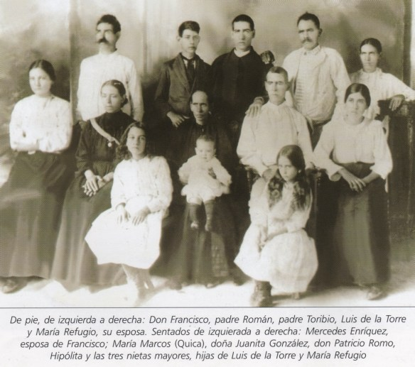 Doing Tradition: The Family (of Toribio Romo)