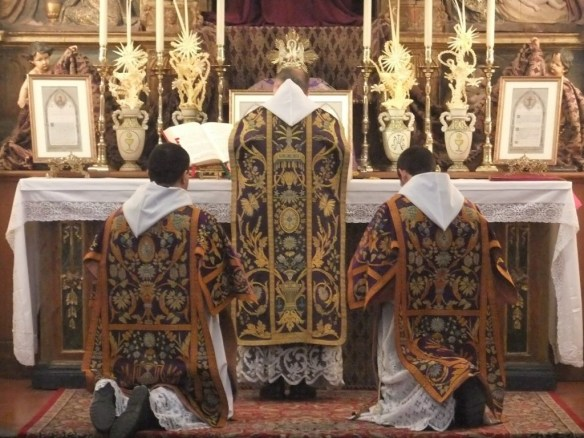 Doing Tradition: The Mass