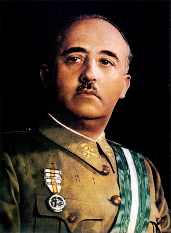 Gen. Francisco Franco (1892-1975)