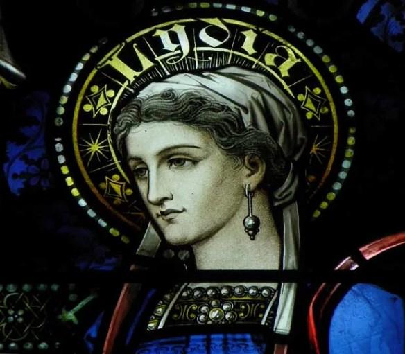 Saint Lydia (source)