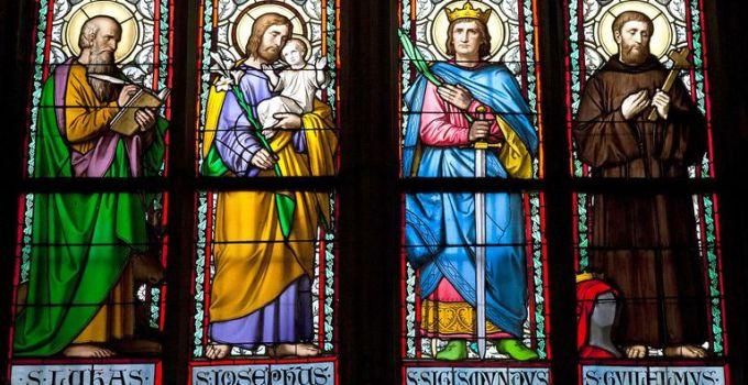 Why Do Catholics Pray to Saints?