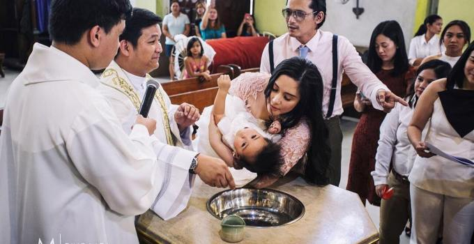 Robin and Mariel's Baby Isabella