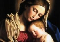 virgin mary prayer