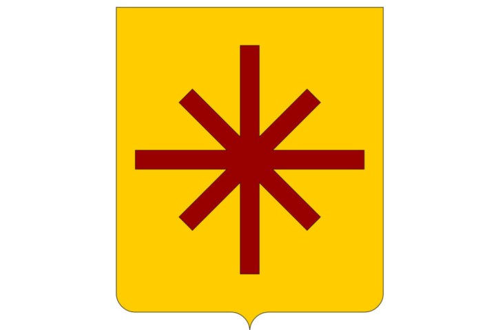 Baptismal cross