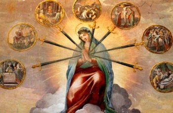 The Seven Sorrows of Mary & The Promises to Those Who Meditate Upon Them Daily