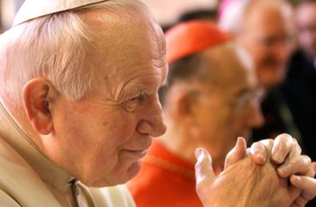 St. John Paul II's key to a successful Lent