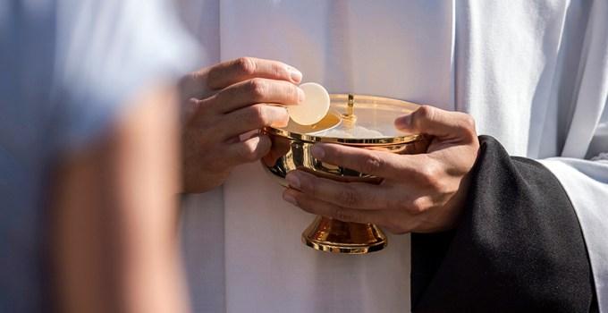 Prayer before Communion for spiritual healing