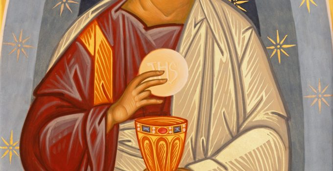 How early Christians carefully protected the Eucharist
