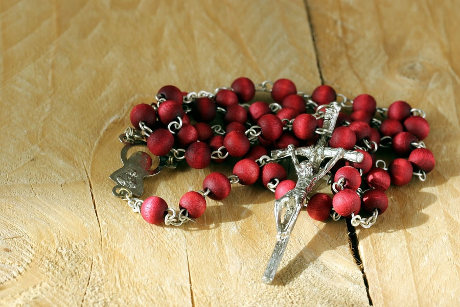 Lent: Sometimes the Rosary is All You Need