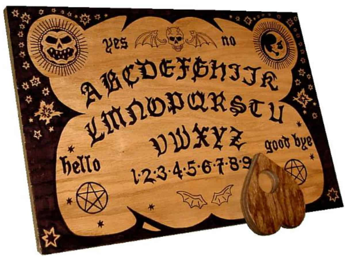 The Demons Amongst Us And the Ouija Board