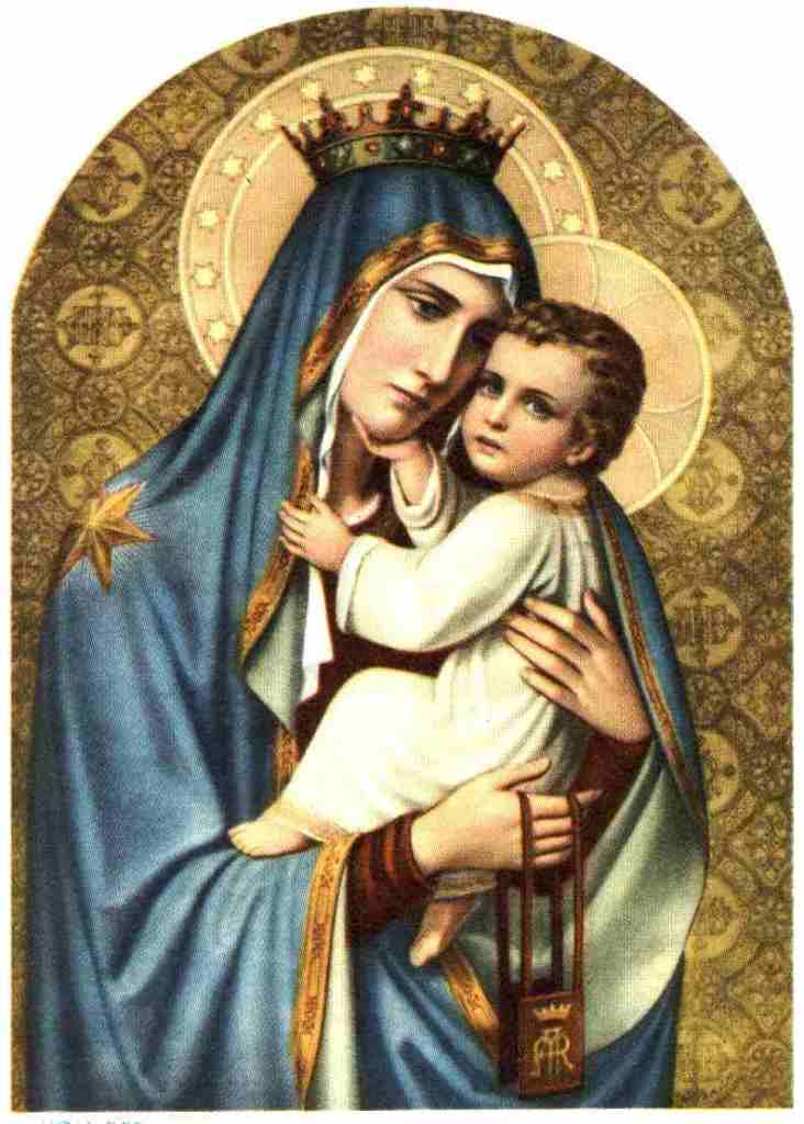 Blessed Mother - Our Lady of Mt. Carmel