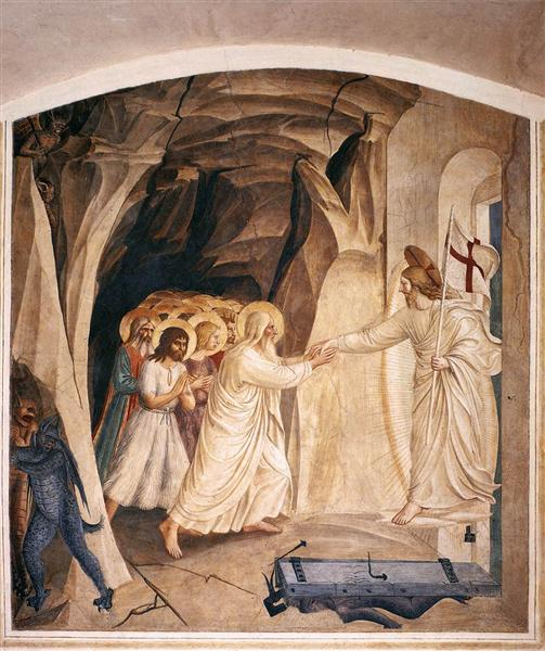 Holy Saturday – Why Our Lord Went Down to Limbo