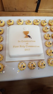firstcommunioncake
