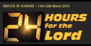 achonry 24 hours for the lord