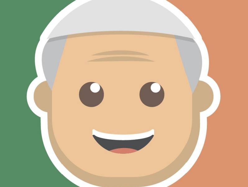New Wmof2018 Twitter Emoji Welcomes Pope Francis To Ireland