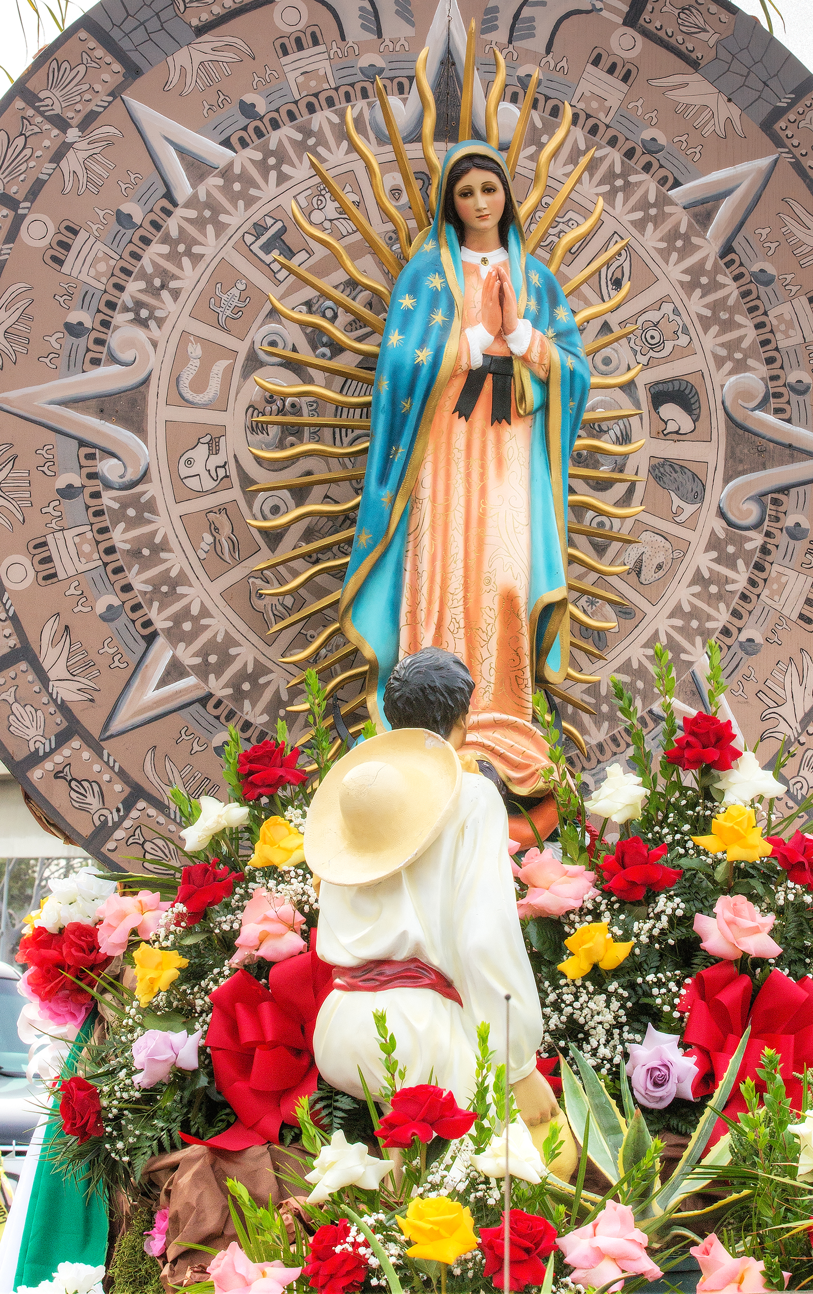 Celebrating The Feast Of Our Lady Of Guadalupe Catholic