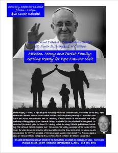 Parish Retreat Flyer
