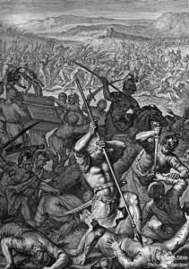 Philistines_capture_ark_1375-152