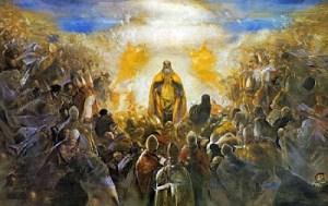 Annigoni_Glory-of-St-Benedict