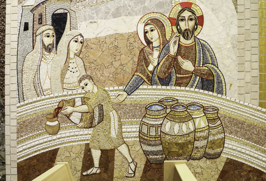The Triple Epiphany of Cana, And our Continuous