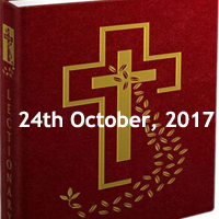 Tuesday of the Twenty-ninth Week in Ordinary Time - Tuesday Reflections, daily mass missal, catholic scripture, catholic daily readings for today