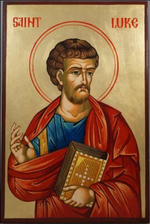 St. Luke the Evangelist Feast Day