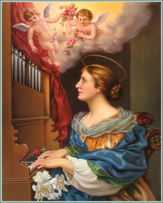 Saint Cecilia Feast Day