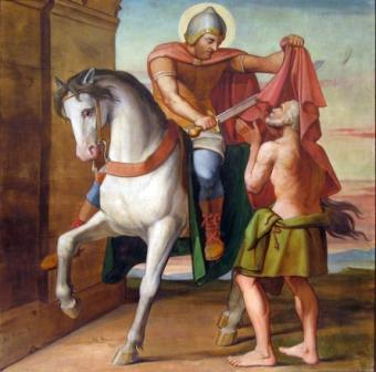 Saint Martin of Tours Feast Day
