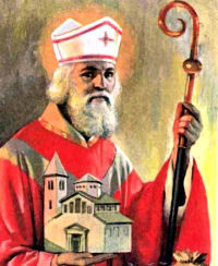 Saint Ambrose Feast Day