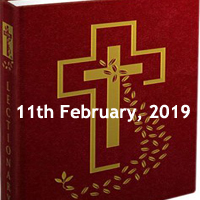 Monday of the Fifth Week in Ordinary Time Year C