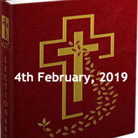 Monday of the Fourth Week in Ordinary Time Year C