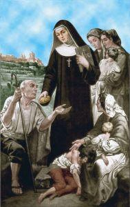 Blessed Maria Adeodata Pisani