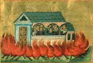 St Martyrs of Nicomedia