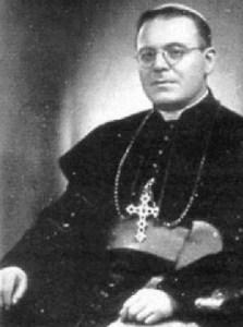 blaženi Vincenc Evgenij Bossilkov - škof in mučenec