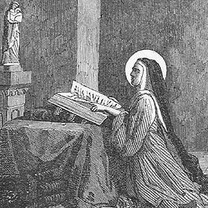 Saint Bertha of Blangy