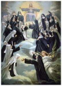 Blessed Élisabeth-Thérèse de Consolin