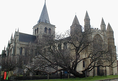 [Rochester Cathedral]
