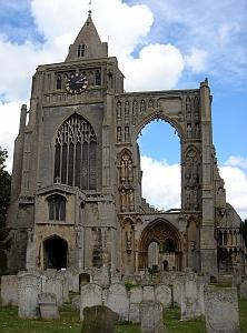 [Croyland Abbey]