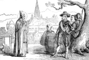[Pictorial Lives of the Saints: Saint Francis of Sales]