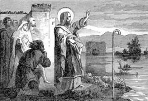 [Pictorial Lives of the Saints: Saint Gregory Thaumaturgus]