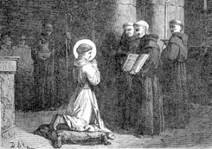 [Saint Louis of Toulouse, Bishop]